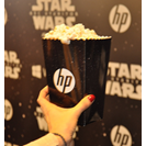 Popcorn Giydirme